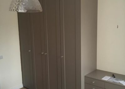Bespoke Matching Wardrobe The Sliding Wardrobe Company | Kent | Essex | East Sussex