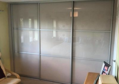 Double wardrobe with sliding doors | The Sliding Wardrobe Company | Kent | Essex | East Sussex